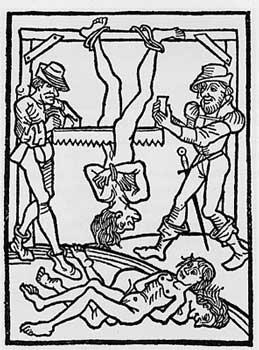 Torturas medievales Saw