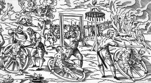 Inquisition Torture Methods The-wheel